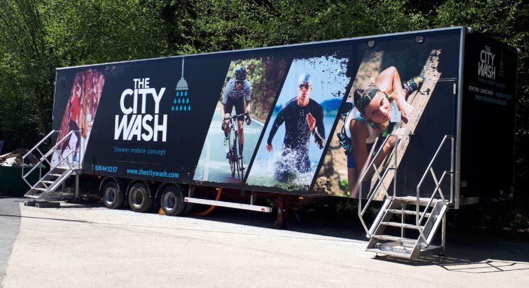 Camion CityWash