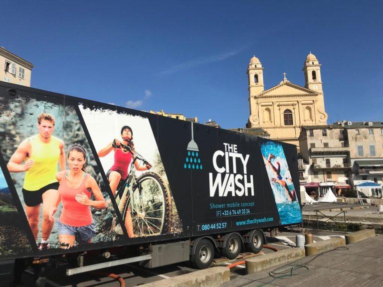 The City Wash à Bastia